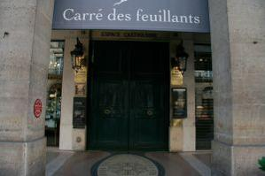 Carré des Feuillants - Paris